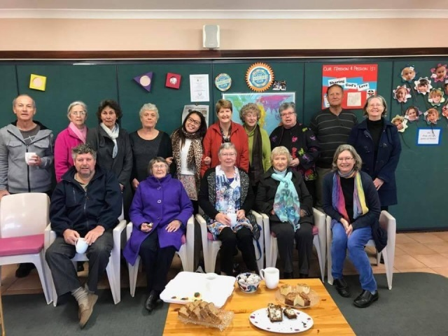 Group Photo Margaret River Uniting Church