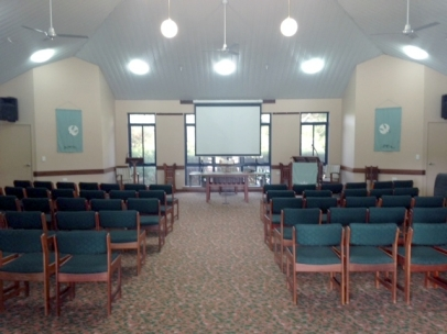 Main Worship Space