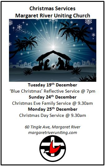 MR Christmas Services 2017