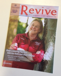 Revive Cover Deep Listening Margaret River